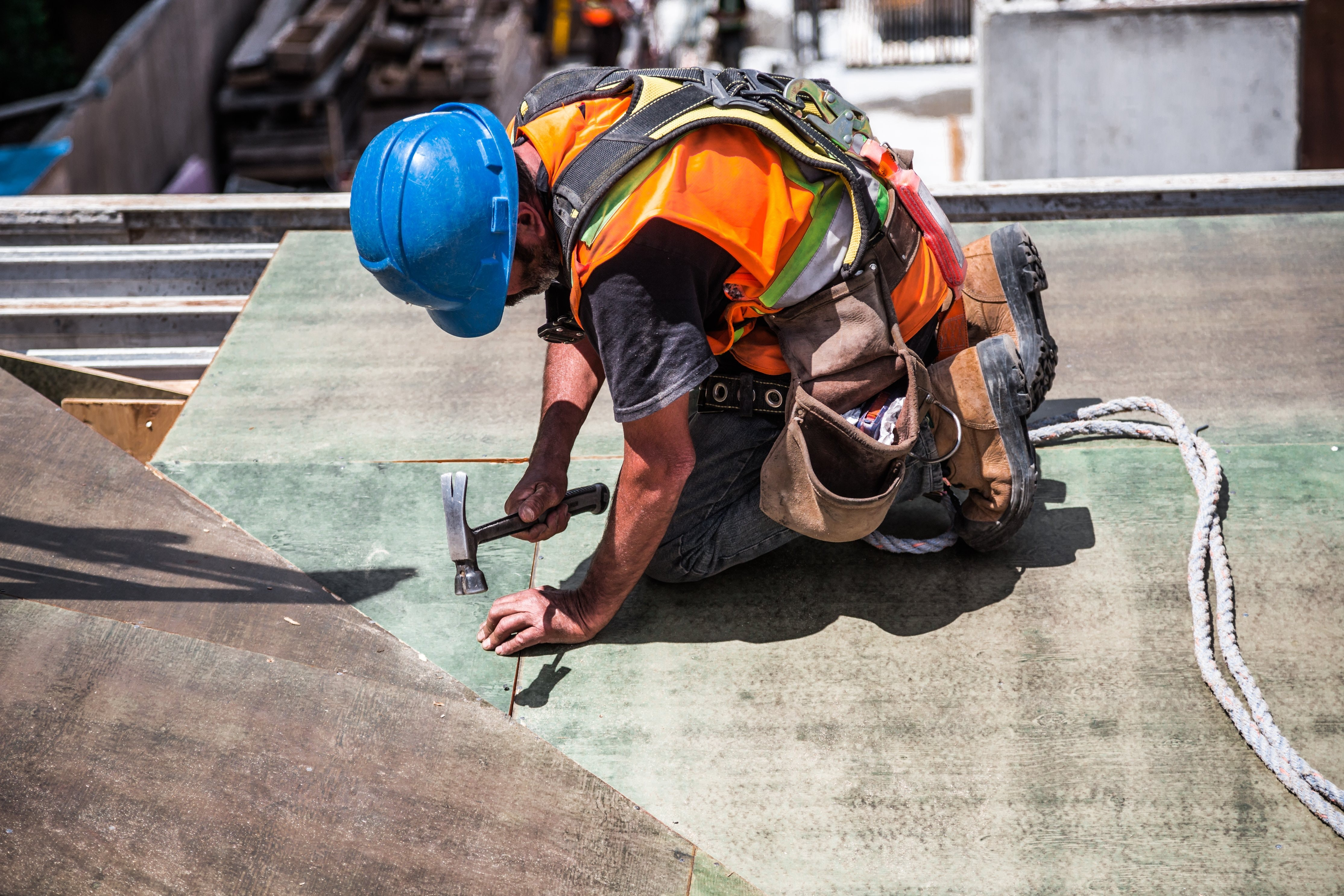 Common Causes of Construction Accidents